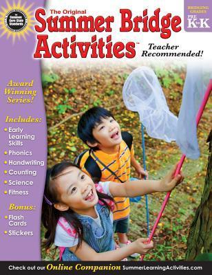 Summer Bridge Activities PreK - K