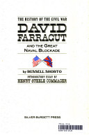 David Farragut and the Great Naval Blockade