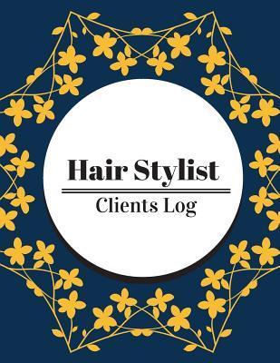 Hair Stylist Clients Log