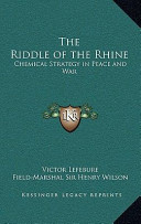 The Riddle of the Rhine