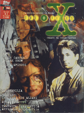 The X-Files n. 3
