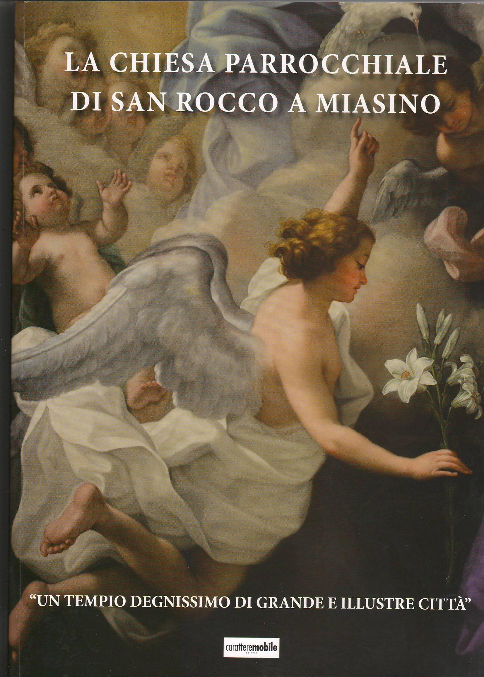 La chiesa parrocchiale di San Rocco a Miasino