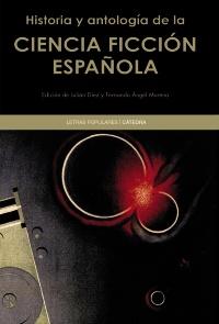 Historia y antología de la ciencia ficción española