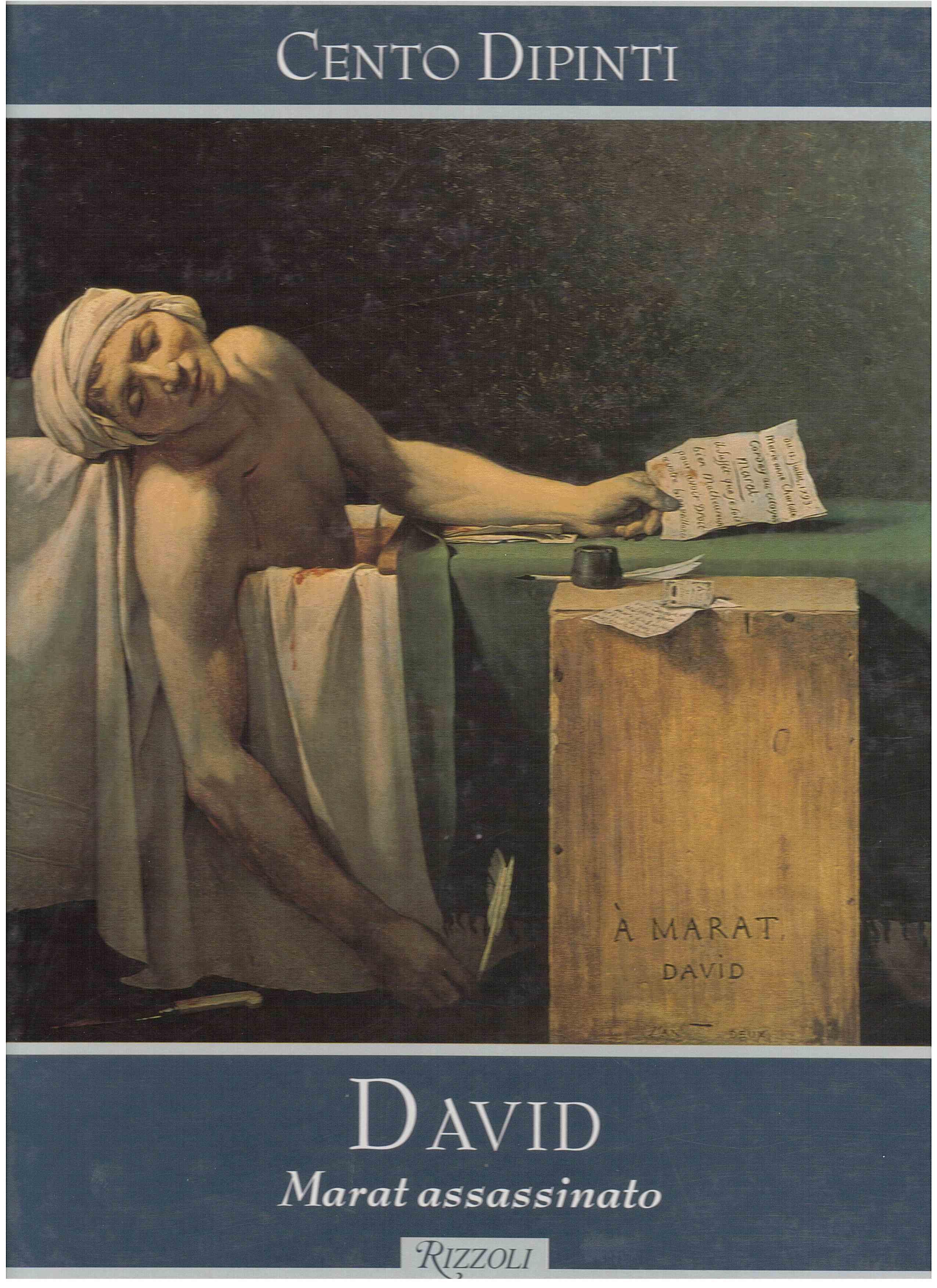 David: Marat assassi...