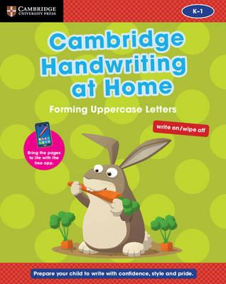 Cambridge Handwriting at Home
