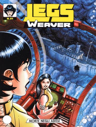 Legs Weaver n. 81
