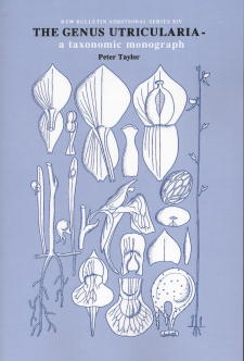 The Genus Utricularia
