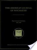 American Jounal Psychiatry, 1844-1994