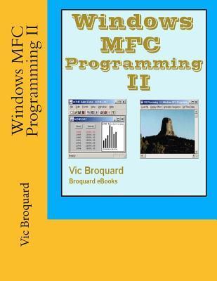 Windows MFC Programming II