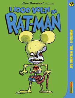 I 1000 volti di Rat-Man n. 6