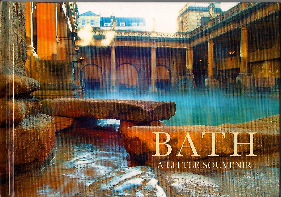 Bath - Little Souvenir Book