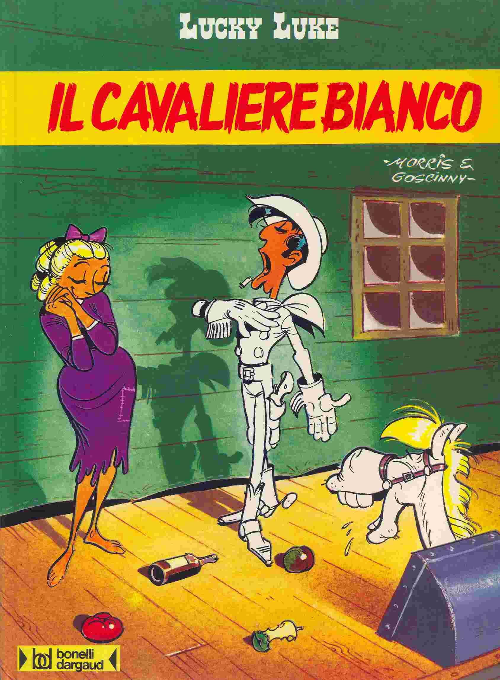 Lucky Luke - Il cavaliere bianco