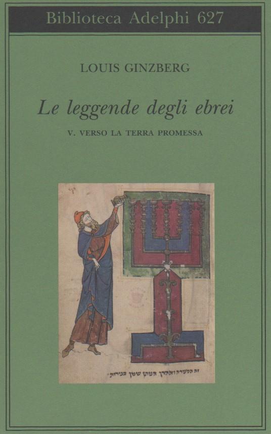Le leggende degli ebrei (Volume V)