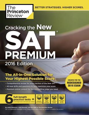 Cracking the New Sat 2016