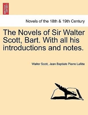 The Novels of Sir Walter Scott, Bart. With all his introductions and notes. Vol. IV