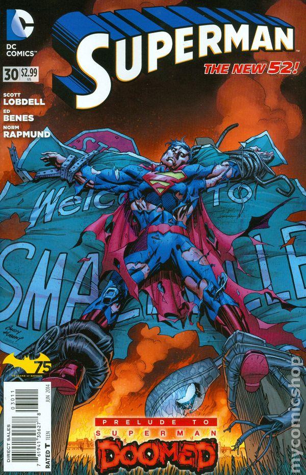 Superman Vol.3 #30
