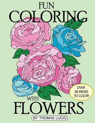 Fun Coloring With Flowers