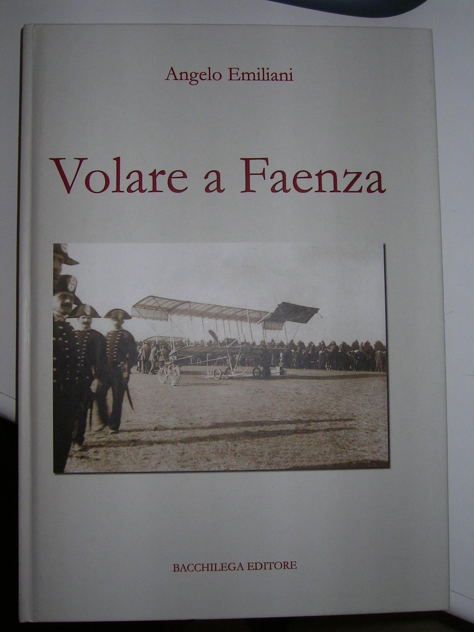 Volare a Faenza