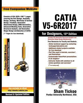 CATIA V5-6R2017 for Designers