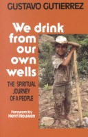 We drink from our own wells