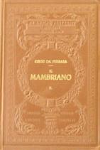 Libro d'arme e d'amore nomato Mambriano