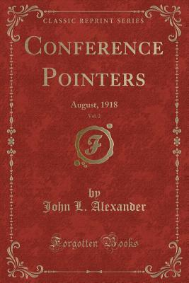 Conference Pointers, Vol. 2