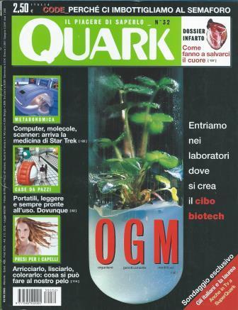 Quark: Il piacere di saperlo n. 32