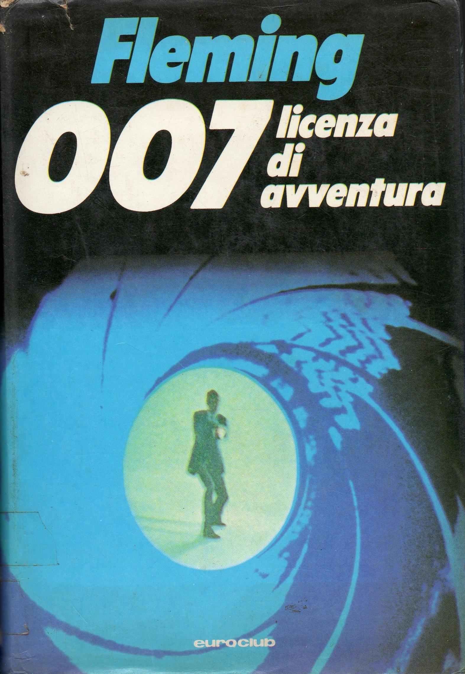 007 licenza d'avventura