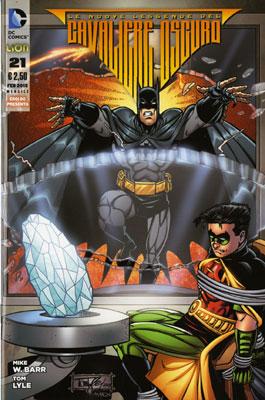 Batman: Le nuove leggende del Cavaliere Oscuro n. 21