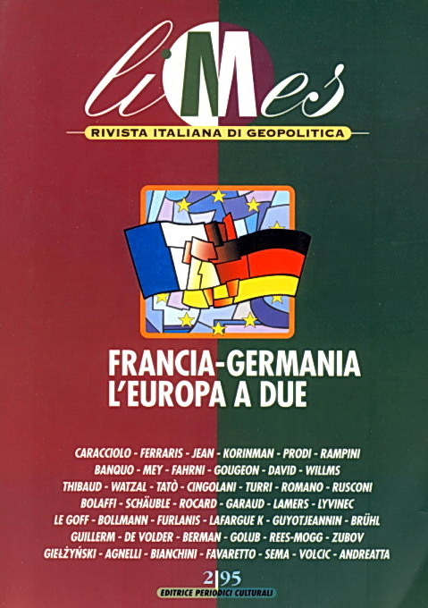 Limes 2.95 / Francia-Germania l'Europa a due