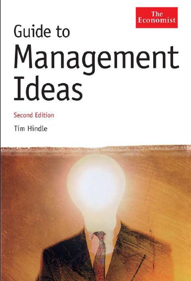 Guide to Management Ideas, Second Edition