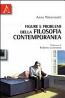 Figure e problemi della filosofia contemporanea