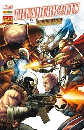 Thunderbolts n. 6 - Thunderbolts vs. Vendicatori