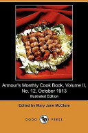 Armour's Monthly Cook Book
