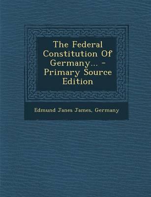 The Federal Constitu...