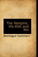 The Vampire, His Kith and Kin