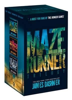 Maze Runner Trilogy Boxed Set (Maze Runner Series)
