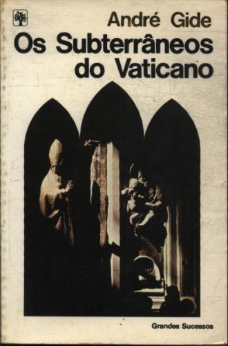 Os subterrâneos do Vaticano
