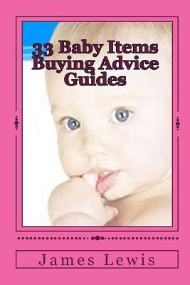33 Baby Items Buying Advice Guides