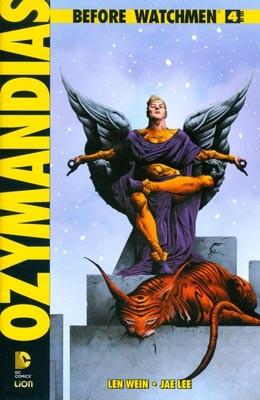 Before Watchmen: Ozymandias n. 4