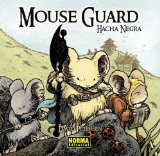 Mouse Guard #3