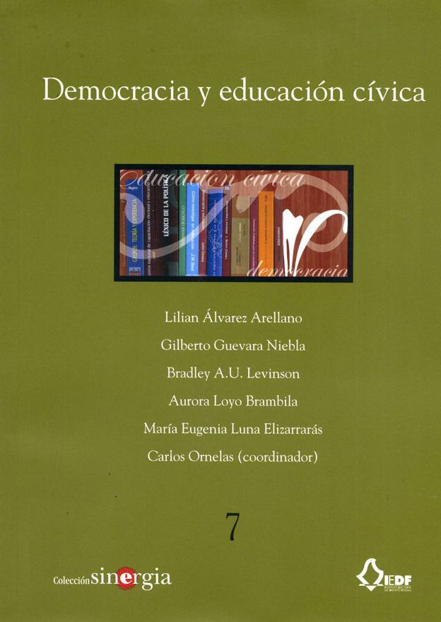 Democracia y educación cívica