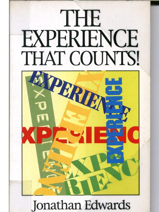 Experience That Coun...