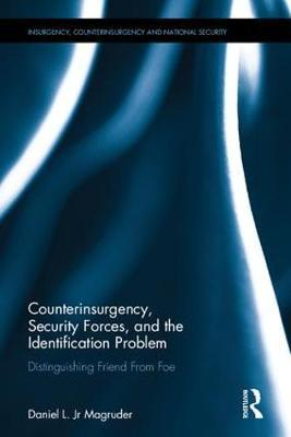 Counterinsurgency, Security Forces, and the Identification Problem