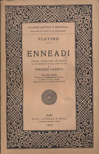 Enneadi - Vol. 3 [Pa...