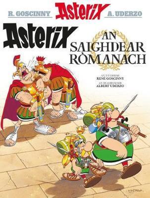 Asterix an Saighdear Romanach