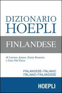 Dizionario Hoepli finlandese. Finlandese-italiano, italiano-finlandese