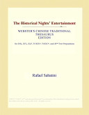 The Historical Nights' Entertainment (Webster's Chinese Traditional Thesaurus Edition)
