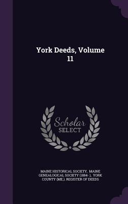 York Deeds, Volume 11