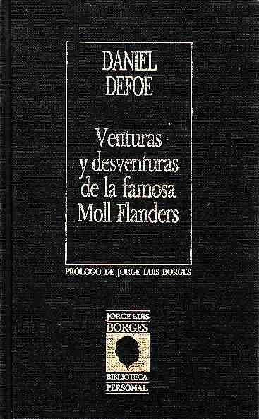 Venturas y desventuras de la famosa Moll Flanders